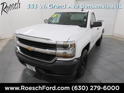 2016 Silverado 1500 Regular Cab 4x4,  Pickup #191092A - photo 5