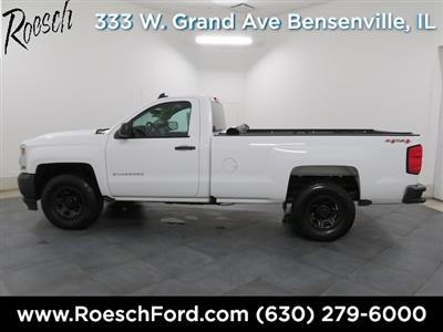 2016 Silverado 1500 Regular Cab 4x4,  Pickup #191092A - photo 7