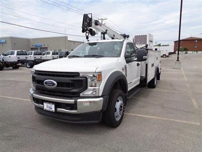 2020 Ford F-550 Regular Cab DRW 4x4, Iowa Mold Tooling Dominator I Mechanics Body #20-7204 - photo 4
