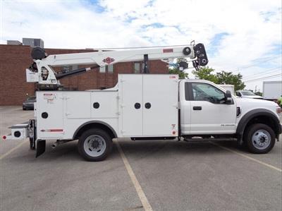 2020 Ford F-550 Regular Cab DRW 4x4, Iowa Mold Tooling Dominator I Mechanics Body #20-7204 - photo 8