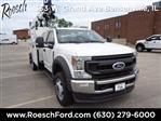2020 Ford F-550 Regular Cab DRW 4x4, Iowa Mold Tooling Dominator I Mechanics Body #20-7204 - photo 1