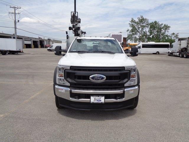 2020 Ford F-550 Regular Cab DRW 4x4, Iowa Mold Tooling Dominator I Mechanics Body #20-7205 - photo 3