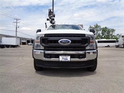 2020 Ford F-550 Regular Cab DRW 4x4, Iowa Mold Tooling Dominator I Mechanics Body #20-7205 - photo 4