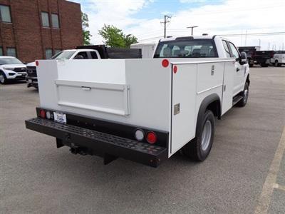 2020 Ford F-350 Super Cab DRW 4x4, Monroe MSS II Service Body #20-7209 - photo 2