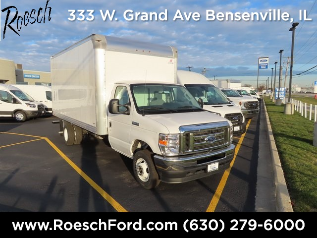 2021 Ford E-450 4x2, Supreme Dry Freight #20-7457 - photo 1