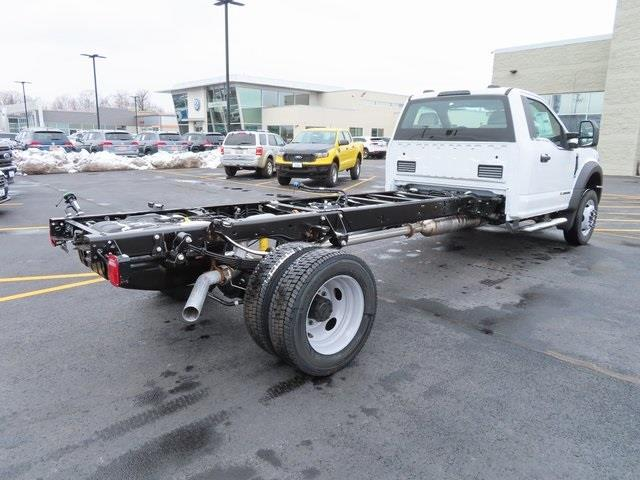 2021 Ford F-450 Regular Cab DRW 4x2, Cab Chassis #20-7468 - photo 1