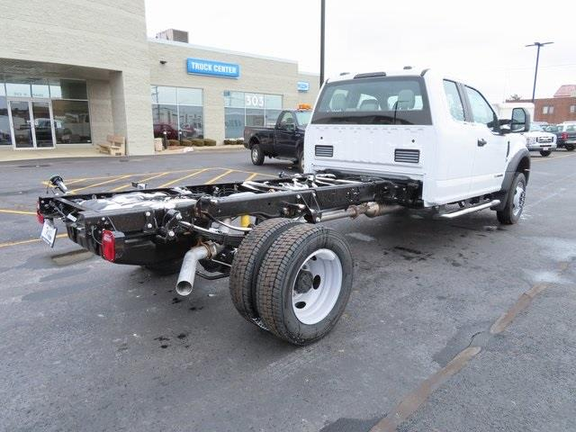 2021 Ford F-450 Super Cab DRW 4x4, Cab Chassis #20-7469 - photo 1