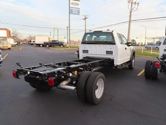 2021 Ford F-450 Super Cab DRW 4x4, Cab Chassis #20-7471 - photo 1