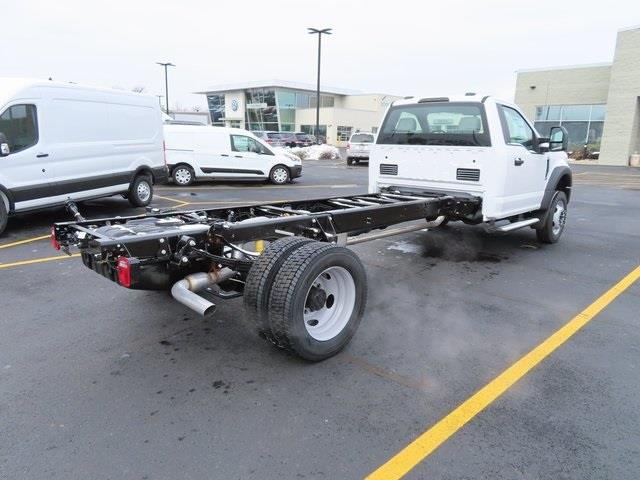 2021 Ford F-450 Regular Cab DRW 4x2, Cab Chassis #20-7510 - photo 1