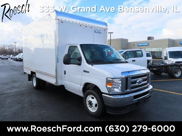 2021 Ford E-350 4x2, Bay Bridge Cutaway Van #20-7568 - photo 1
