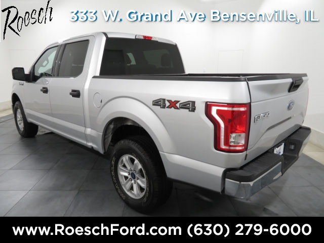 2017 F-150 Crew Cab 4x4 Pickup #E0013 - photo 2
