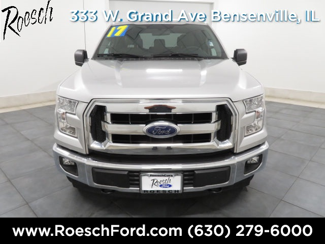 2017 F-150 Crew Cab 4x4 Pickup #E0013 - photo 6