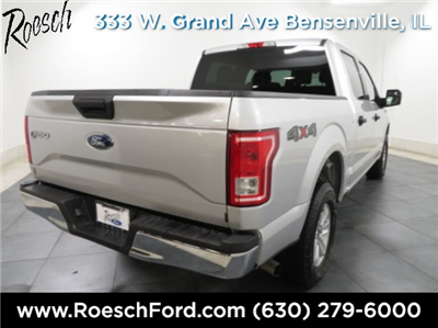 2017 F-150 Crew Cab 4x4 Pickup #E0013 - photo 4