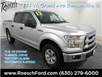 2017 F-150 Crew Cab 4x4 Pickup #E0013 - photo 3