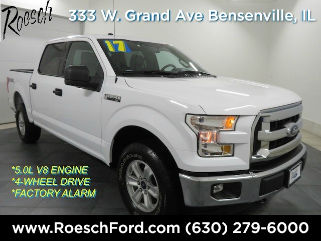 2017 F-150 SuperCrew Cab 4x4, Pickup #E0141 - photo 1