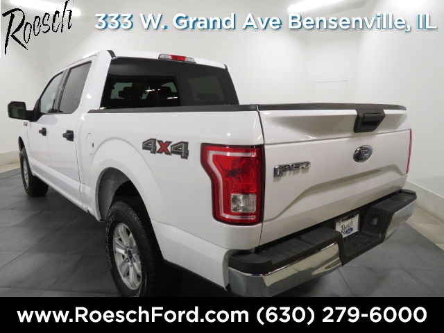2017 F-150 SuperCrew Cab 4x4, Pickup #E0141 - photo 13