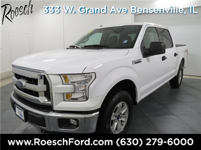 2017 F-150 SuperCrew Cab 4x4, Pickup #E0141 - photo 8