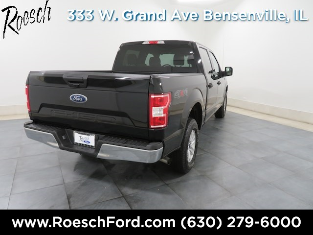 2018 F-150 SuperCrew Cab 4x4,  Pickup #E0278 - photo 2