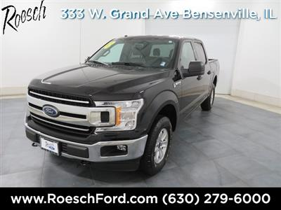 2018 F-150 SuperCrew Cab 4x4,  Pickup #E0278 - photo 4