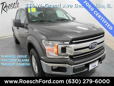 2018 F-150 SuperCrew Cab 4x4,  Pickup #E0313 - photo 1