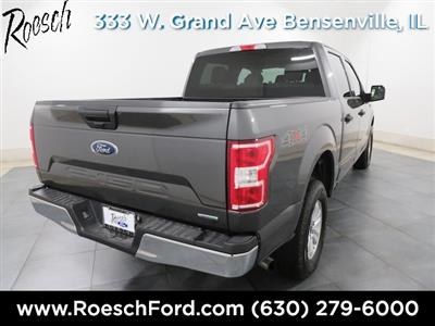 2018 F-150 SuperCrew Cab 4x4,  Pickup #E0313 - photo 2