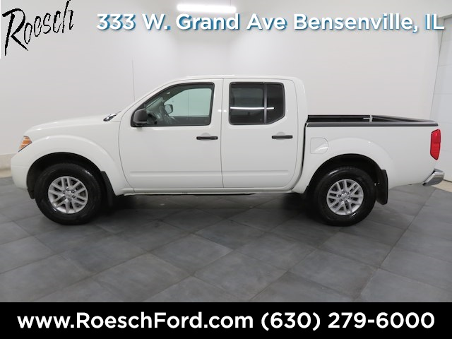 2018 Frontier Crew Cab 4x4,  Pickup #E0345 - photo 7
