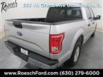2017 F-150 SuperCrew Cab 4x2,  Pickup #E0362 - photo 1
