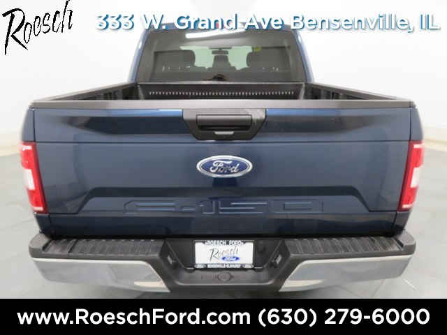 2018 F-150 SuperCrew Cab 4x4,  Pickup #E0365 - photo 14