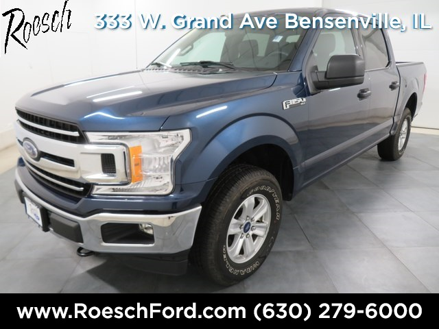 2018 F-150 SuperCrew Cab 4x4,  Pickup #E0365 - photo 5