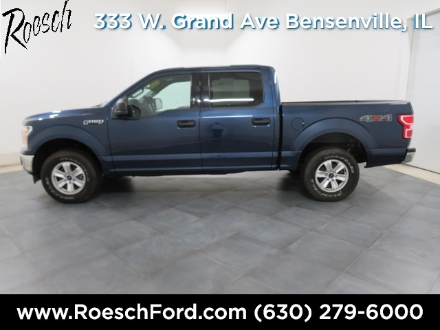 2018 F-150 SuperCrew Cab 4x4,  Pickup #E0365 - photo 7