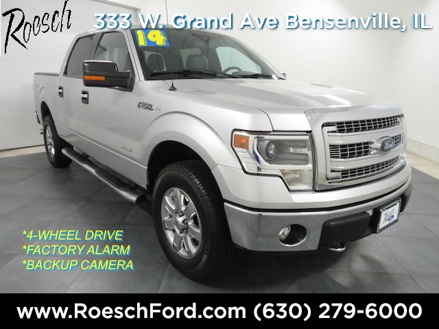 2014 F-150 Super Cab 4x4, Pickup #P2241 - photo 1