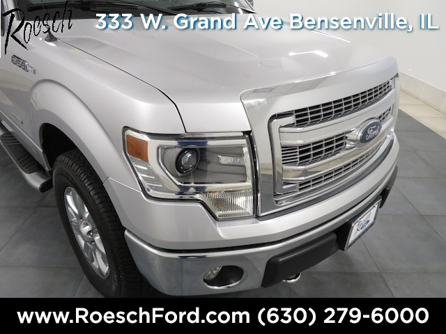 2014 F-150 Super Cab 4x4, Pickup #P2241 - photo 2