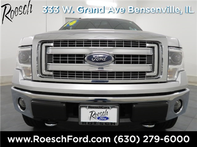 2014 F-150 Super Cab 4x4, Pickup #P2241 - photo 4