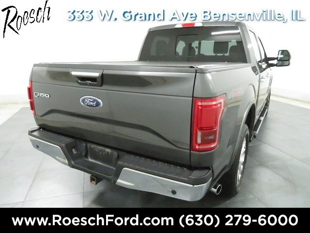 2015 F-150 SuperCrew Cab 4x4,  Pickup #P2453 - photo 14