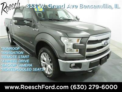 2015 F-150 SuperCrew Cab 4x4,  Pickup #P2453 - photo 1