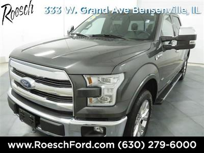 2015 F-150 SuperCrew Cab 4x4,  Pickup #P2453 - photo 4