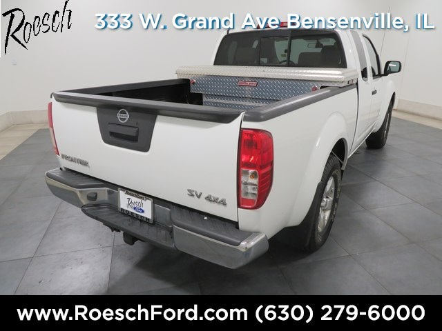 2013 Frontier 4x4,  Pickup #P2472A - photo 1