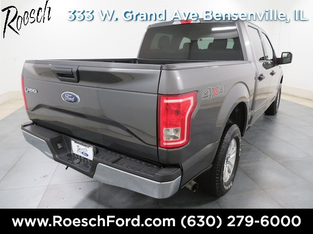 2016 F-150 SuperCrew Cab 4x4,  Pickup #P2493 - photo 2