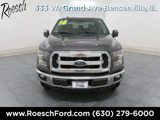 2016 F-150 SuperCrew Cab 4x4,  Pickup #P2493 - photo 3