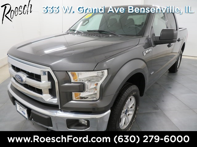 2016 F-150 SuperCrew Cab 4x4,  Pickup #P2493 - photo 5