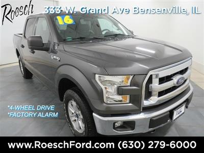 2016 F-150 SuperCrew Cab 4x4,  Pickup #P2493 - photo 1