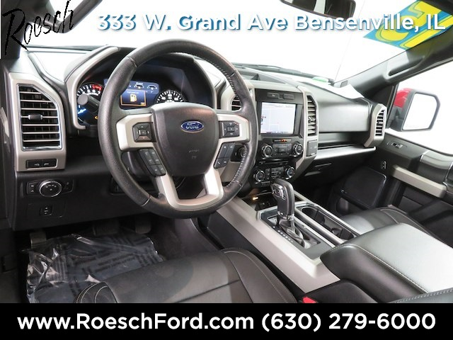 2015 F-150 SuperCrew Cab 4x4,  Pickup #P2506 - photo 15