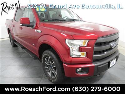 2015 F-150 SuperCrew Cab 4x4,  Pickup #P2506 - photo 1