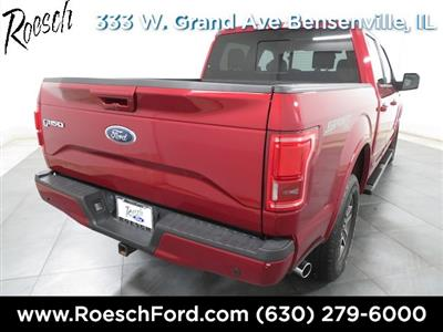 2015 F-150 SuperCrew Cab 4x4,  Pickup #P2506 - photo 2