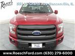 2015 F-150 SuperCrew Cab 4x4,  Pickup #P2506 - photo 3