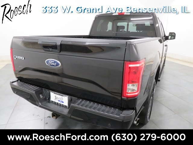 2015 F-150 Super Cab 4x4,  Pickup #P2585 - photo 2