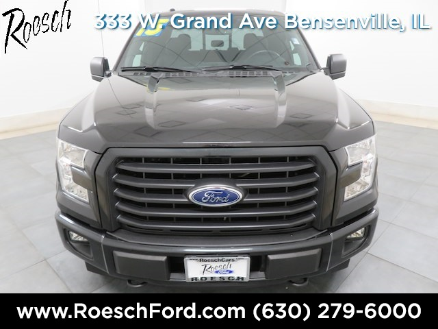 2015 F-150 Super Cab 4x4,  Pickup #P2585 - photo 3