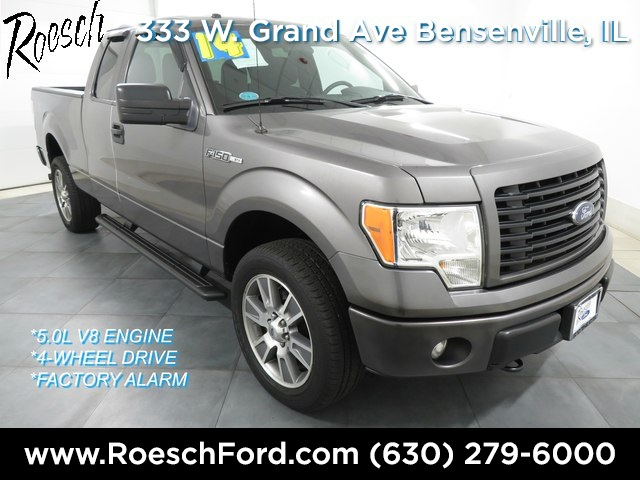 2014 F-150 Super Cab 4x4,  Pickup #P2585A - photo 1