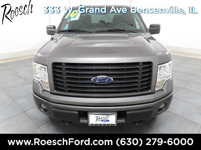 2014 F-150 Super Cab 4x4,  Pickup #P2585A - photo 3