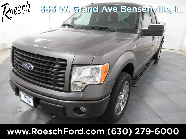 2014 F-150 Super Cab 4x4,  Pickup #P2585A - photo 5